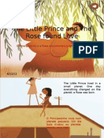 The Little Prince and the Rose found Love