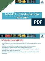 T01-INTRODUCCIÓN A LAS REDES WAN