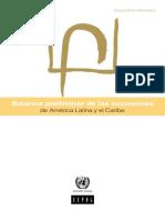 Balance preliminar economías LATAM 2011 CEPAL