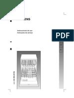 Manual Rentavaixelles Siemens