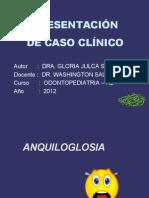 Caso Clinico Frenectomia - Gloria
