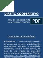 AULA 02 - CONCEITO, PRINCÍPIOS, CARACTERÍSTICAS E CLASSIFICAÇÕES
