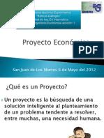 Proyecto Económico