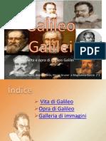GALIELO GALILEI. Valentina Pazos, Andrea Pérez, Magdalena García y Nicole Grüner y CDSL. 2º2