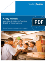 Crazy Animals for Young Learners