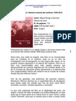 Reseña Historia reciente del Carlismo