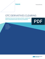 OTC Derivatives Clearing