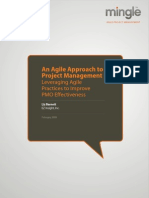 Agile Approach to Project Management