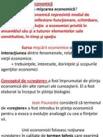 Creșterea macroeconomică ,Fluctuații macroeconomice