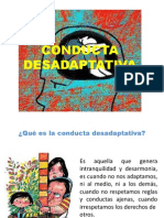 Conducta Desadaptativa PDF
