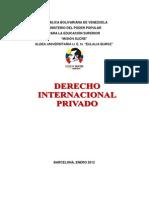 APORTES DEL CÓDIGO BUSTAMANTE caso Venezuela