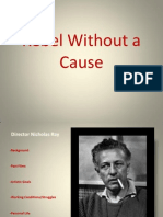 Rebel Without a Cause Powerpoint
