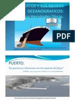 Los Puertos y Sus Rasgos Oceanograficos