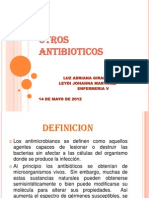 Otros Antibioticos