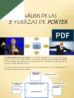 Analisis Porter y Competencia