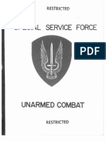 Special Service Force - Unarmed Combat