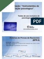 Apresentacao Testespsic Restrito p2