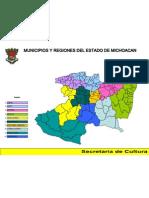 1 Mapa Municipios Michoacan