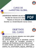 Programa Marketing Global