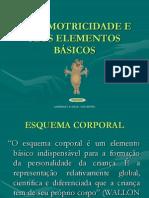 A PSICOMOTRICIDADE E SEUS ELEMENTOS BÁSICOS
