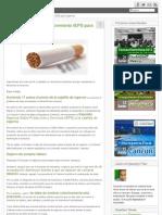 30-05-12 Diputados dicen no al incremento IEPS para Cigarrros