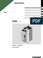 BH 9300 Servo-Controlador 0,37-11kW v2-1 ES
