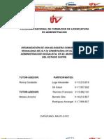 Bloquera Comunitaria Las Manoas PDF