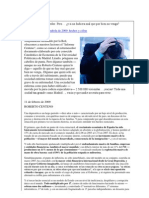 DINERO_Informe Centeno 2009