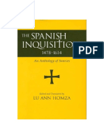 Homza - The Spanish Inquisition, 1478-1614; An Anthology of Sources (2006)