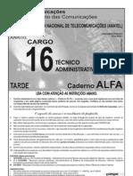 Anatel2008 Cargo 16 Cad Alfa