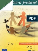 Calendar Multicultural