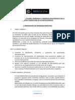 Gestion y Produccion Iberescena 2012
