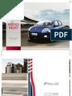 Catálogo y Ficha Técnica Fiat Palio