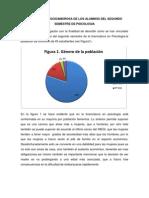 Descripcion Socioamorosa de Los Alumnos Del Segundo Semestre de Psicologia Lety&Joyce