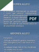 Abdomen Agudo[1]
