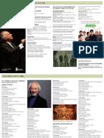 Gobierno de Canarias - Agenda Cultural de Enero de 2009