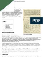 Didaquê – Wikipédia, a enciclopédia livre