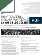 Plataforma Unidad Docente Fadu-lr