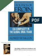 La CIA y su complicidad en el trafico de drogas Internacional - Alfred W McCoy
