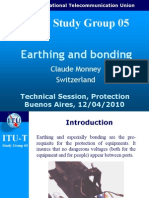 Earthing and Bonding