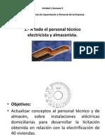 Capacitacion  Tableros Electricos.