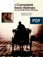 The Complete Sherlock Holmes ThePoet