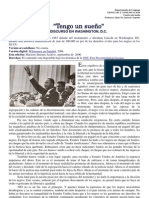 Discurso m.luther King