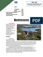 Barragens - Trabalho 4 Da 3 Etapa