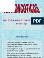 Antimicoticos Topicos y Sistemicos