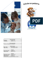 Calculos de Pediatria Arreglado