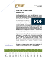 BIMBSec - Sector Update - Oil &Gas - 20120613