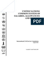 UN Salary System Guide