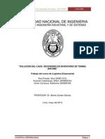 Metodo de Resolucion Del Caso Inventarios