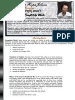 Paulette Harper Johnson Media Kit pg 1